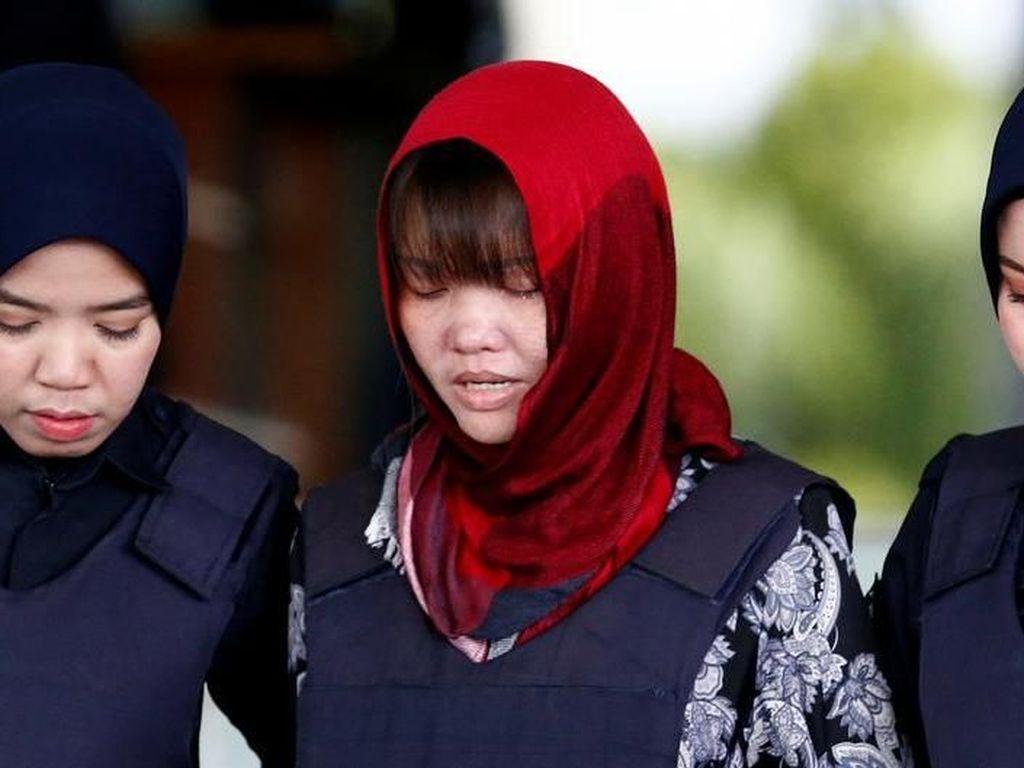 Warga Vietnam Tersangka Pembunuh Kim Jong Nam Akan Dibebaskan