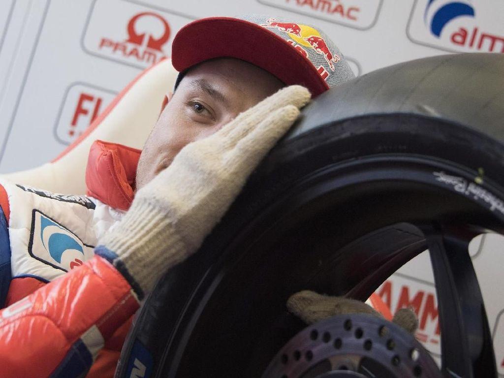 Ban Michelin untuk Rossi Dkk Balapan di MotoGP Belanda