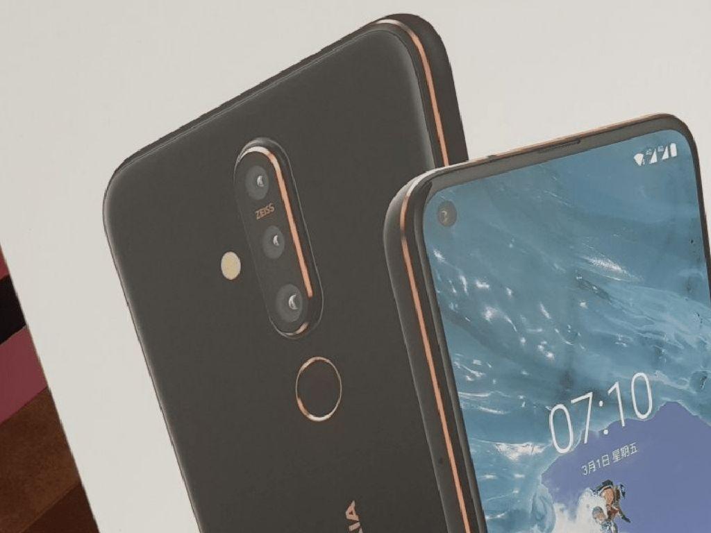 Nokia X71 Diluncurkan, Lubang Kamera di Layar Jadi Andalan