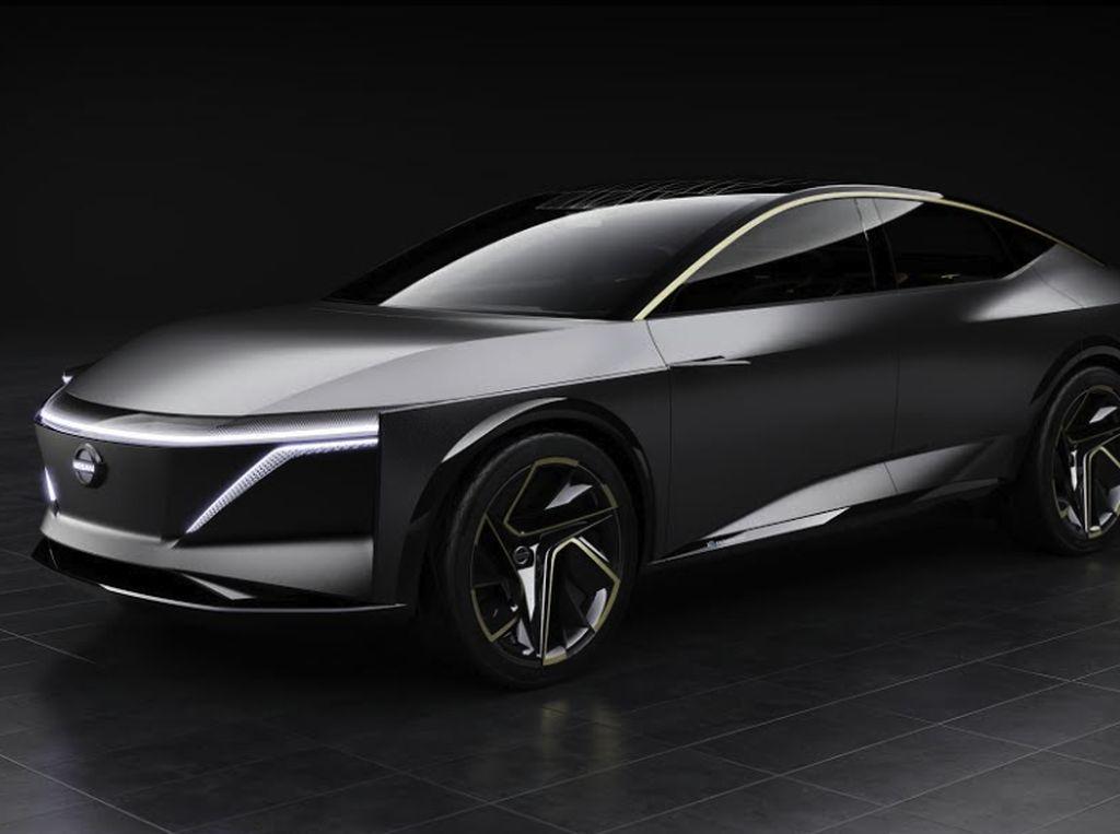 Nissan Pamerkan Sedan Baru, Bukan Kembaran Xpander