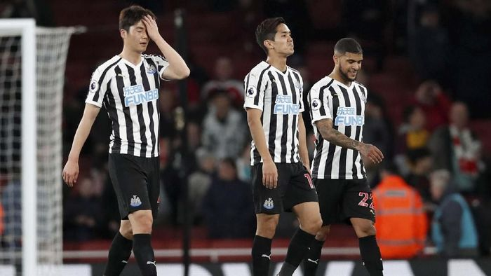 Newcastle United dikabarkan akan punya pemilik baru (REUTERS/David Klein)