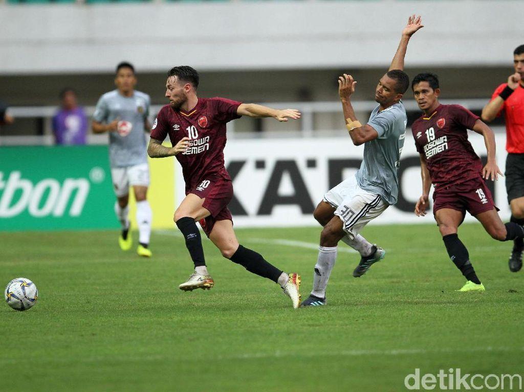 Suasana Berbeda dari Pertemuan Kedua PSM Vs Kaya FC