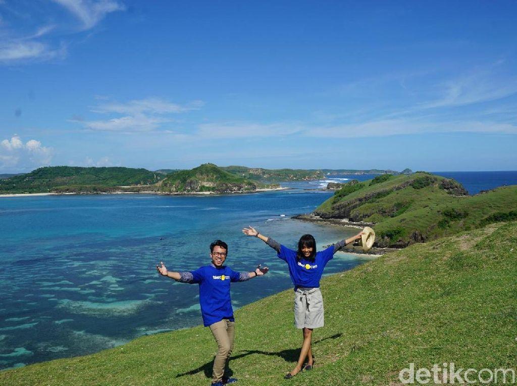 Bukit Merese Lombok Indah Banget!