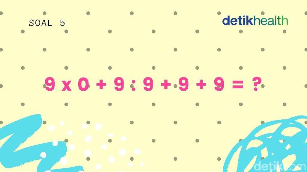 Soal UNBK Matematika 2019 Sulit? Coba yang Satu Ini