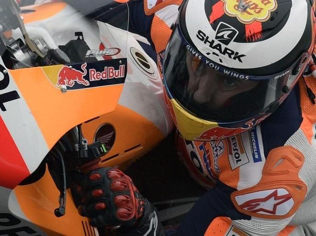 Balapan Mimpi Buruk Lorenzo di MotoGP Argentina