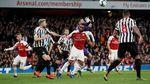 Kalahkan Newscastle, Arsenal Salip Tottenham