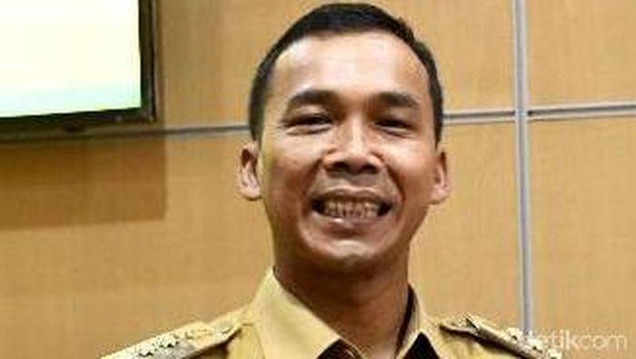 Bupati Batang, Wihaji membentuk pasukan got, Selasa (2/4/2019).