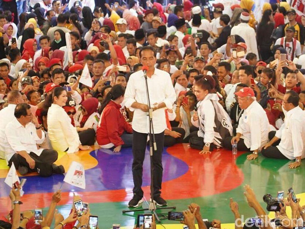 Jokowi Janji Bakauheni-Palembang Tersambung Tol Juli 2019