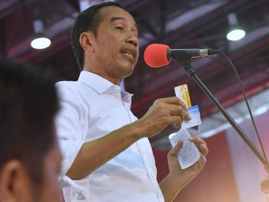 Kartu Sakti Jokowi Disebut Tak Efisien, Ini Penjelasan Istana