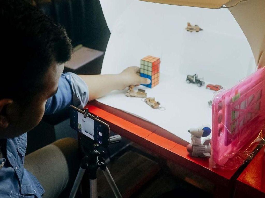 Mengasah Kreativitas Lewat Video