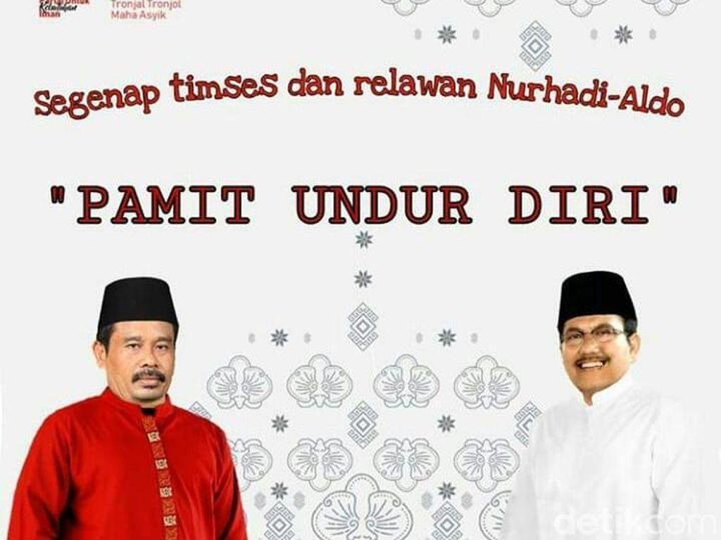 Cerita di Balik Capres Dildo Pamit Undur Diri, Ternyata...