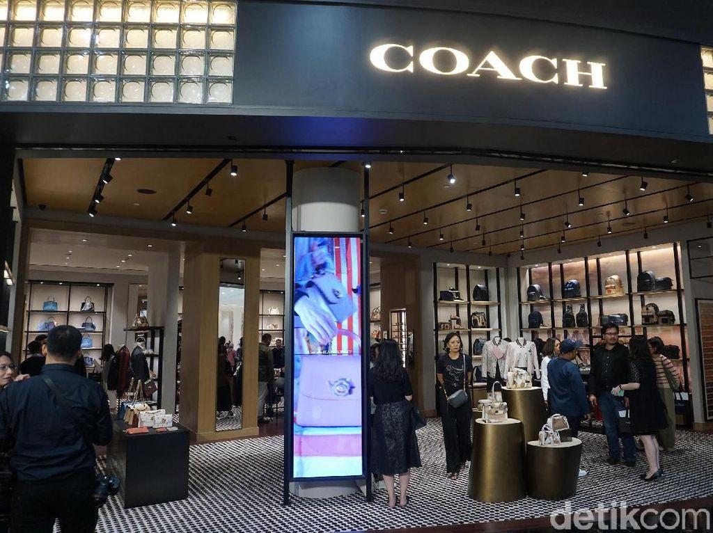 Coach Buka Satu Lagi Butik Modern Luxury Terbesarnya di Indonesia