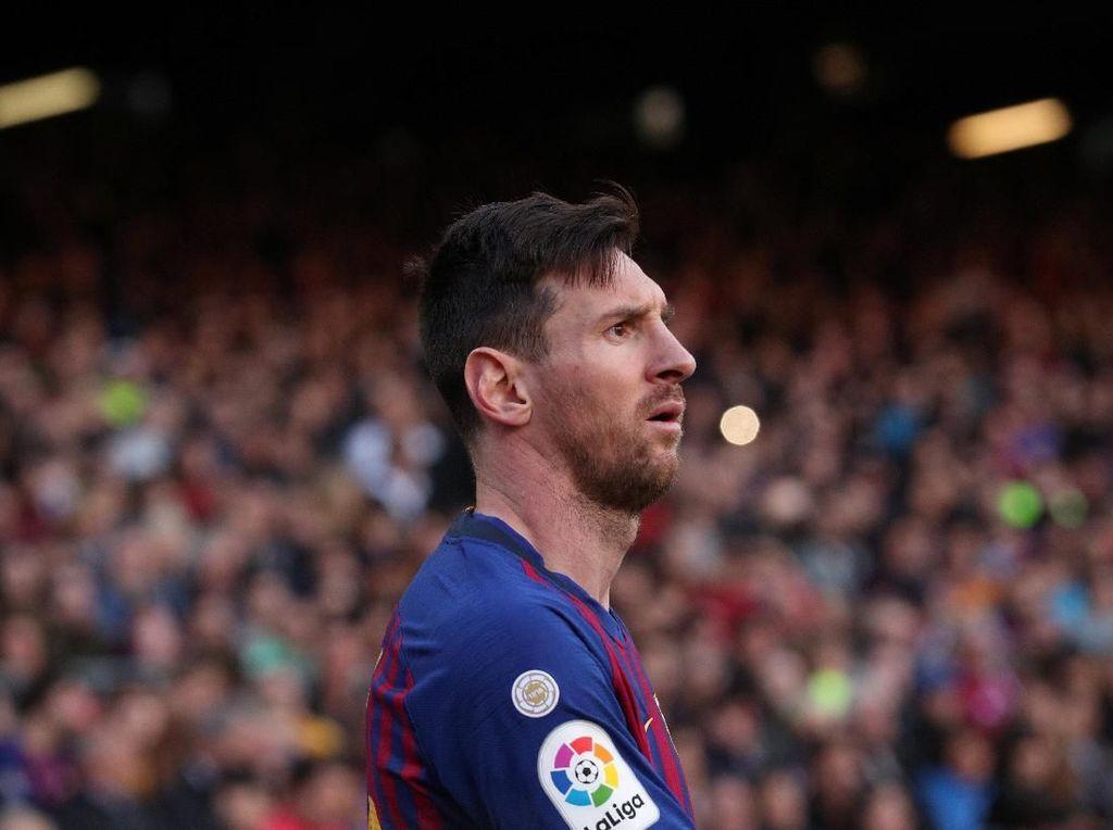 Sekalipun Tanpa Xavi-Iniesta, Messi Tetap Hebat