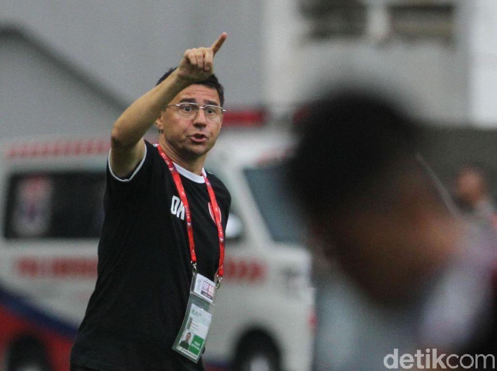 Melawat ke Markas Bhayangkara, PSM Lupakan Pernah Terpeleset di Stadion PTIK