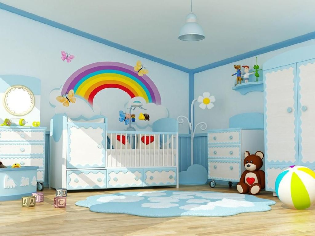 Do & Donts dalam Menata Kamar Bayi, Bunda Wajib Tahu