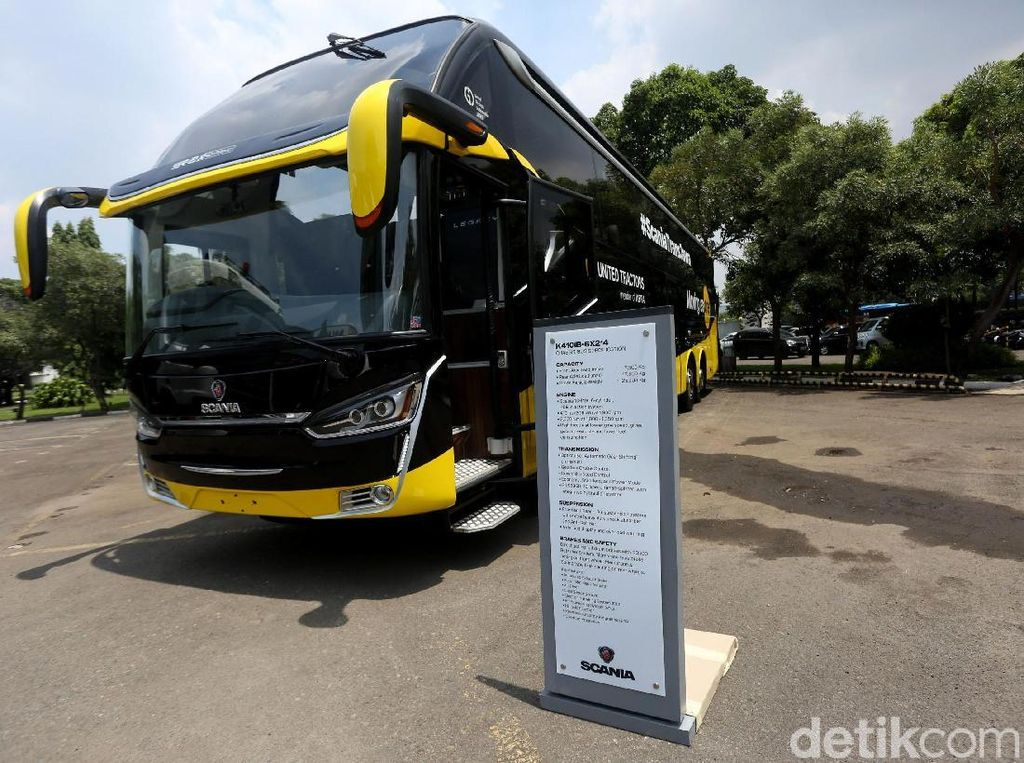 Bus Berbagasi Motor Akan Laris di Arus Mudik Sumatera