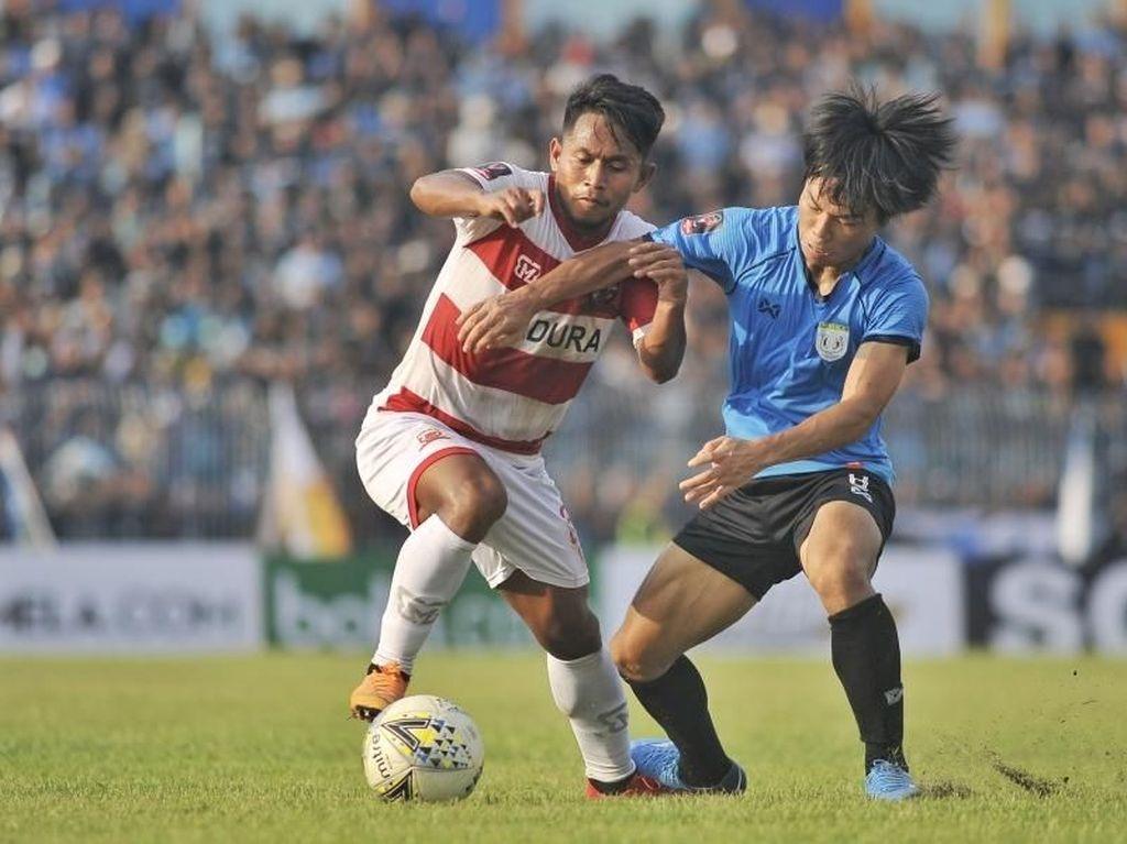 Hadapi Persebaya, Madura United Turunkan Andik Vermansah?