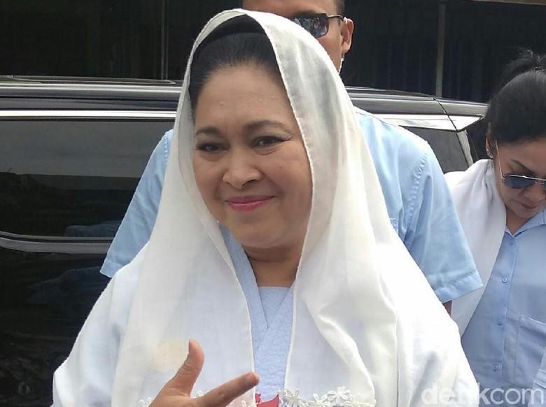 Titiek Soeharto Bicara Soal Jadi Ibu Negara Prabowo Jika Menang Pilpres 2019
