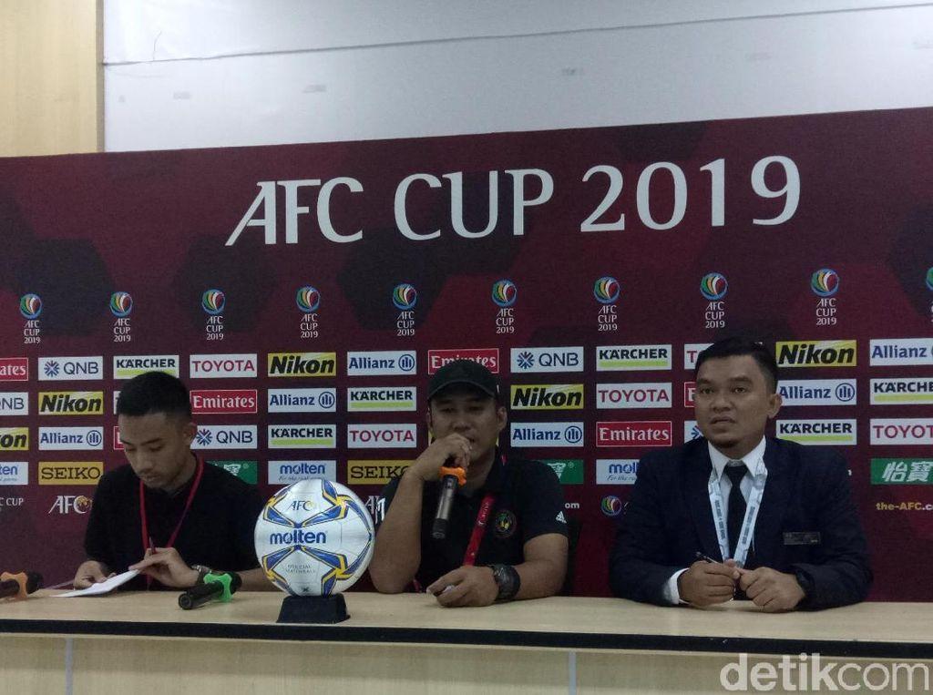 Pelatih Ungkap Kunci Kaya FC Tahan Imbang PSM