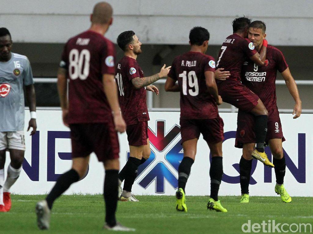 PSM Makassar Vs Kaya FC: Menang 2-1, Juku Eja Pimpin Klasemen