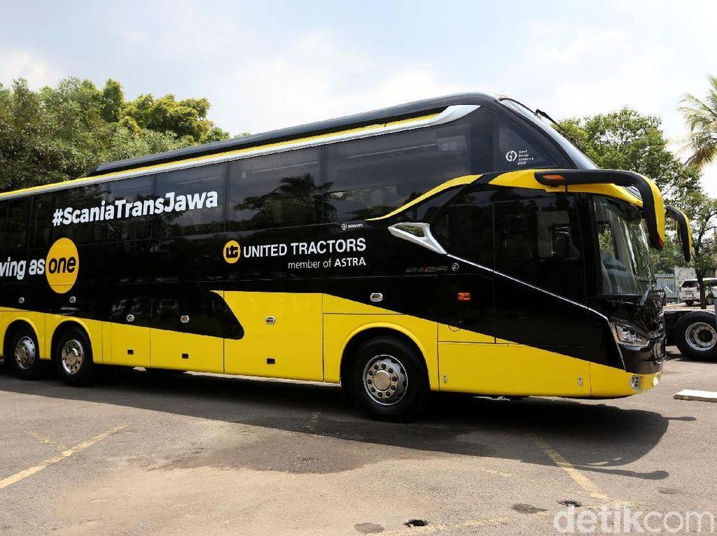 Pakai 2 Filter, Bus Scania Sanggup Telan B30