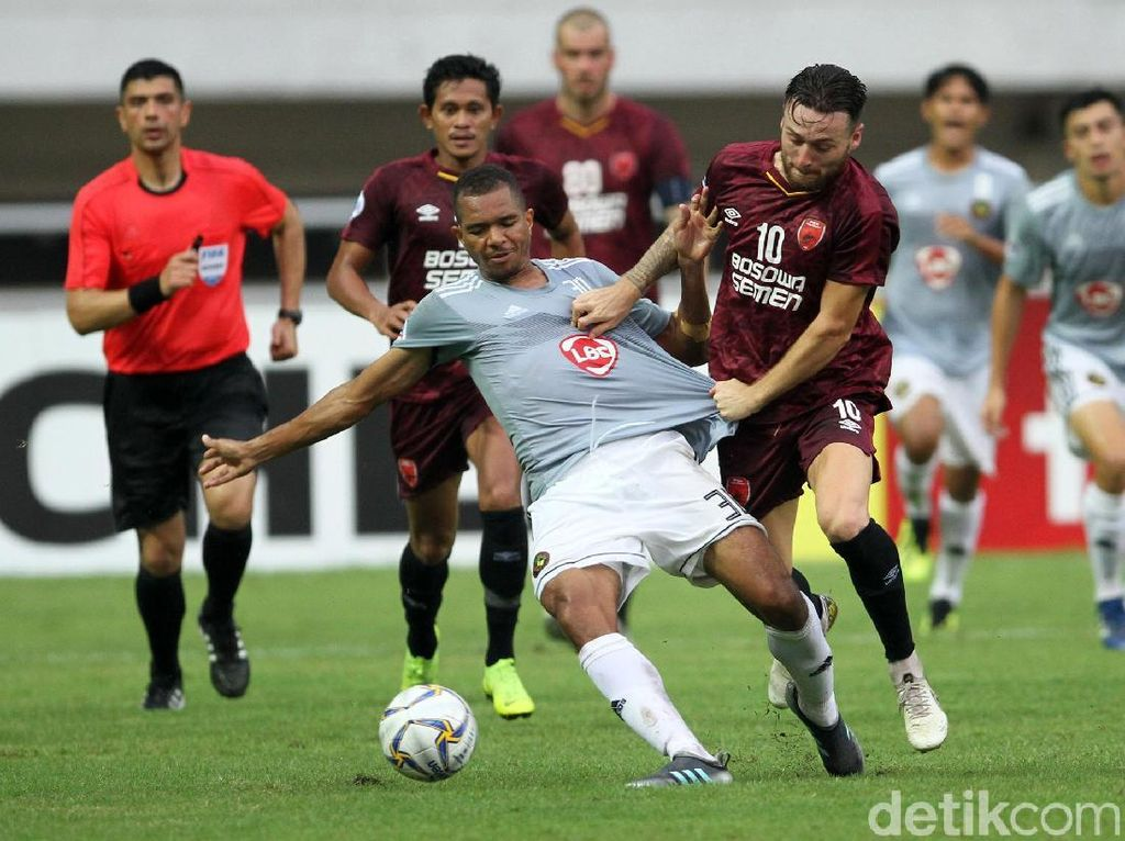 PSM vs Kaya FC Tanpa Pemenang