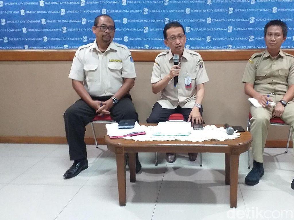 Horee.... Pemkot Surabaya Hapus Denda PBB dari 1994 sampai 2019
