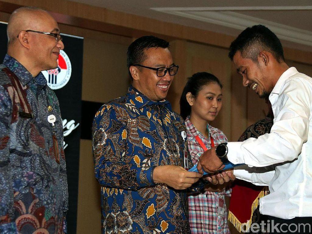 Kantongi SK CPNS, Atlet: Terimakasih Jokowi!