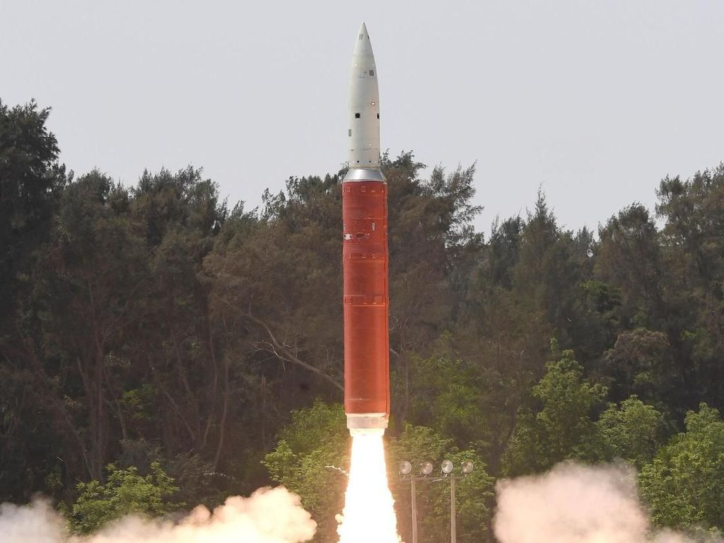 NASA Kecam Senjata Luar Angkasa Milik India, Kenapa?