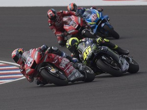 Rahasia MotoGP: Alasan Mengapa Pemilihan Ban Bisa Menjadi Kunci Kemenangan