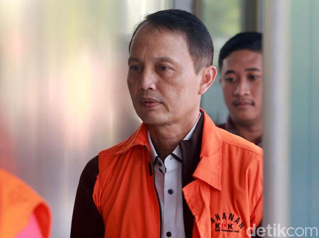 Direktur Krakatau Steel Jalani Pemeriksaan Perdana di KPK