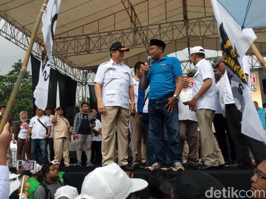 Ungkap Bagi Kursi Koalisi Prabowo, Hashim Kini Sebut Pernyataannya Dipelintir