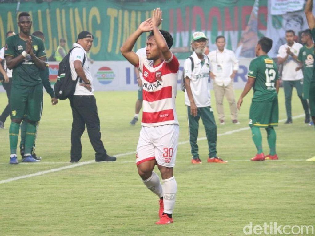 Bantah Mundur, Bhayangkara FC Terus Kejar Andik Vermansah