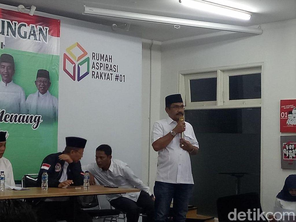 Eksponen Alumni HMI Deklarasi Dukung Jokowi-Maruf Amin