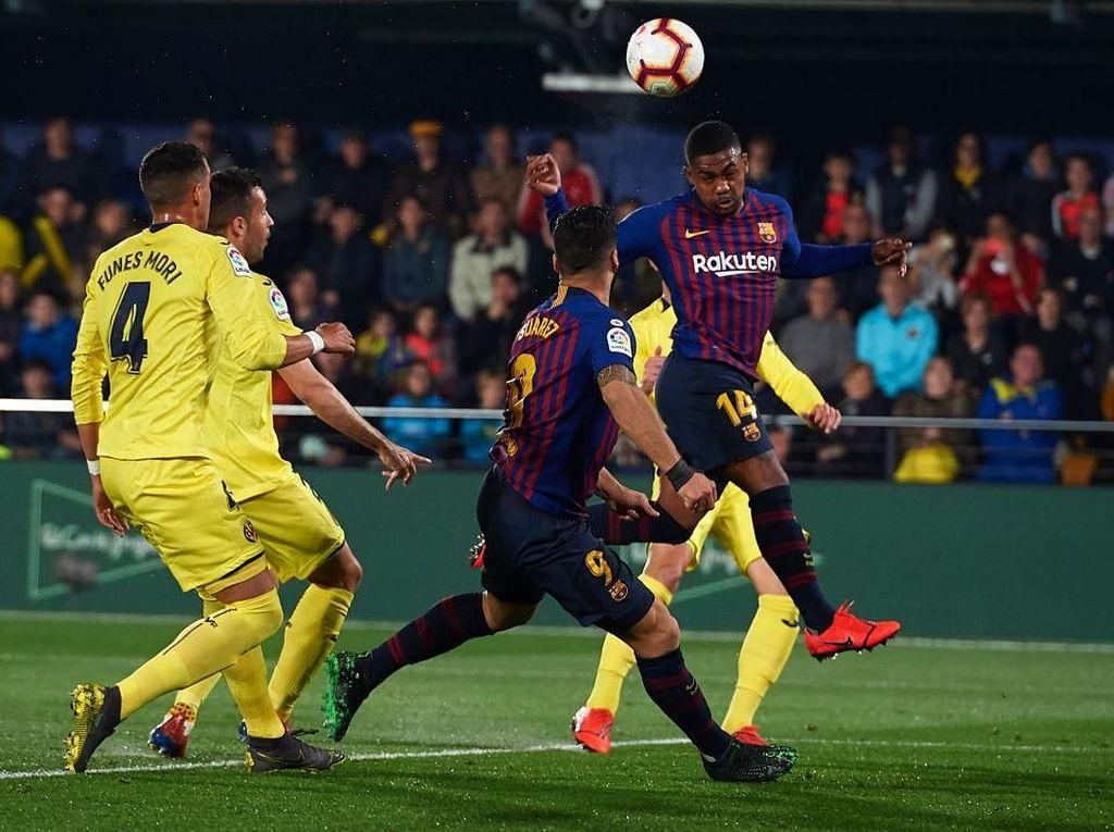 Barcelona Imbang Lawan Villarreal, Valverde: Bukti Sulitnya LaLiga