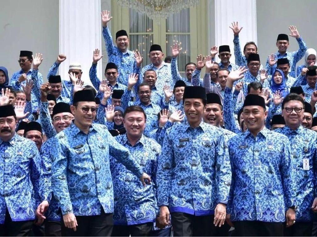 Dilan 2019 Versi Jokowi