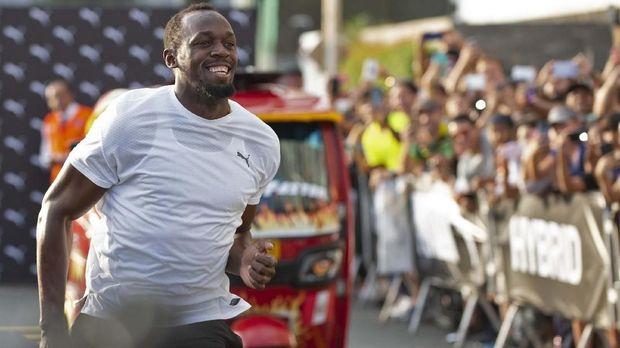 Bolt Cepat di Trek Lari, Tangkas Meraih Rejeki