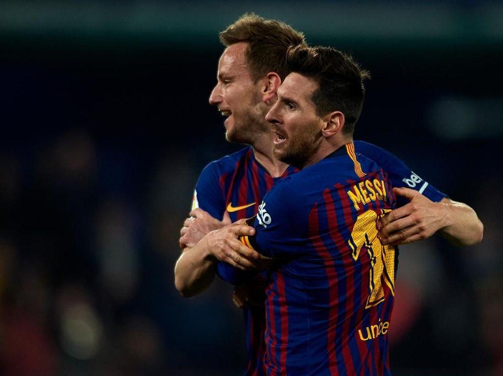 Canda Rakitic soal Trofi yang Tak Mungkin Dimiliki Messi