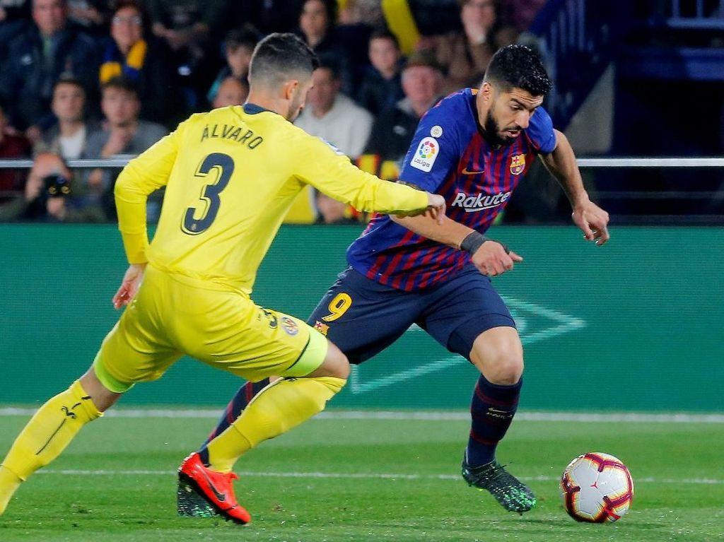 Peringatan untuk Barcelona Sebelum Lawan Atletico