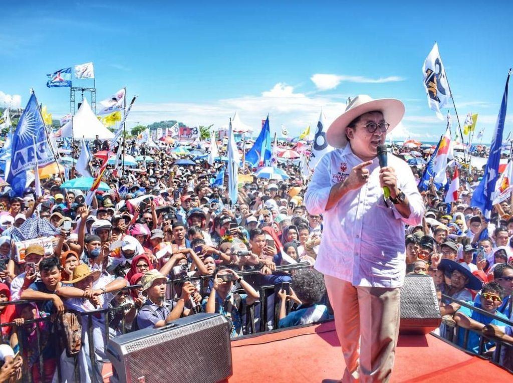 Sajak Johnny untuk Fadli yang Tak Lagi Pimpin DPR