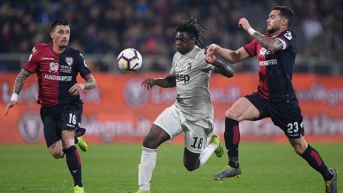 Hasil Liga Italia Juventus Menang 2 0 Di Markas Cagliari