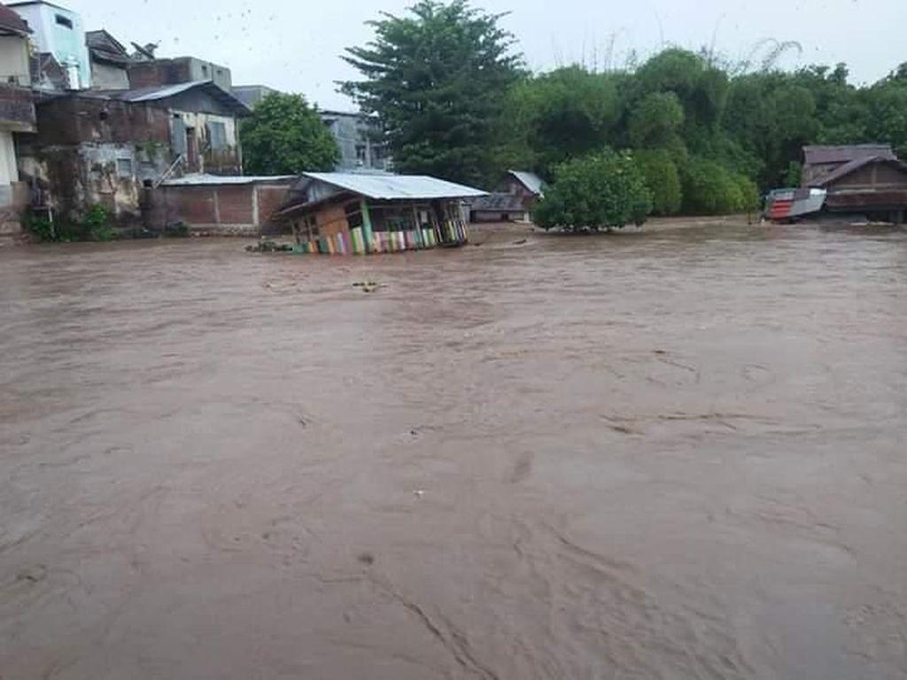 Puluhan Bangkai Ternak Ditemukan di Pinggir Sungai Dompu NTB Pascabanjir