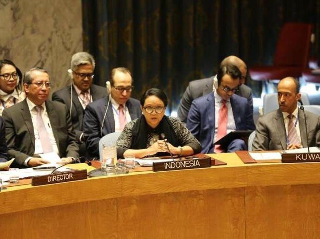 Indonesia Komitmen Dorong Dunia Tanpa Nuklir