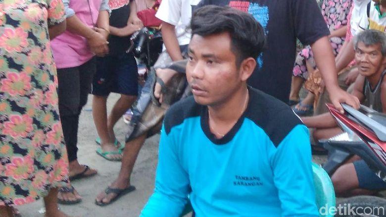 Kesaksian Pria Berkaus Jokowi yang Dikeroyok Massa Pro Prabowo di Purworejo