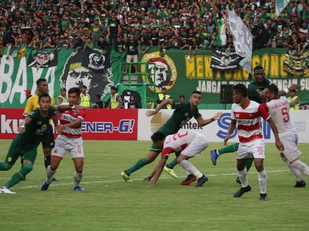 Jadwal Siaran Langsung Piala Indonesia: Persebaya VsMadura United