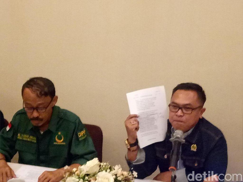 PBB Paparkan WhatsApp Habib Rizieq Ragukan Keislaman Prabowo