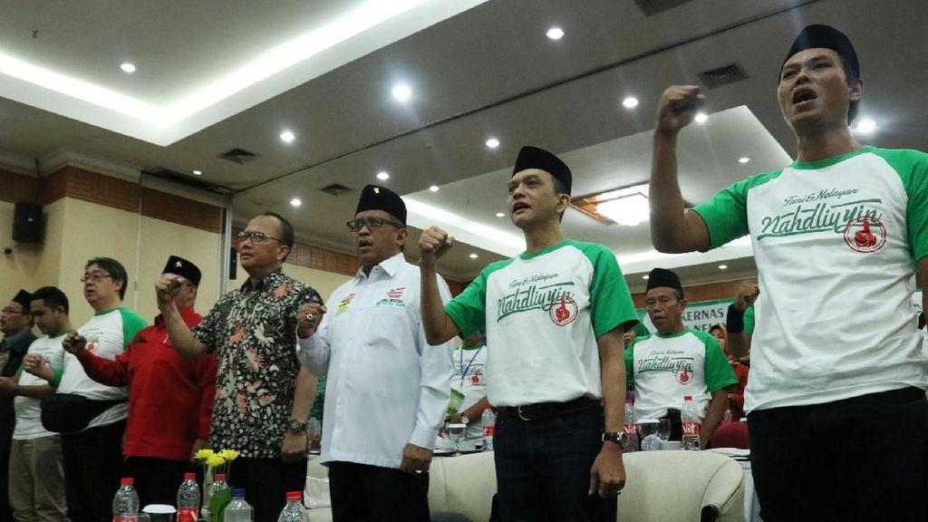 Gerakan Tani dan Nelayan Dukung Jokowi-Maruf