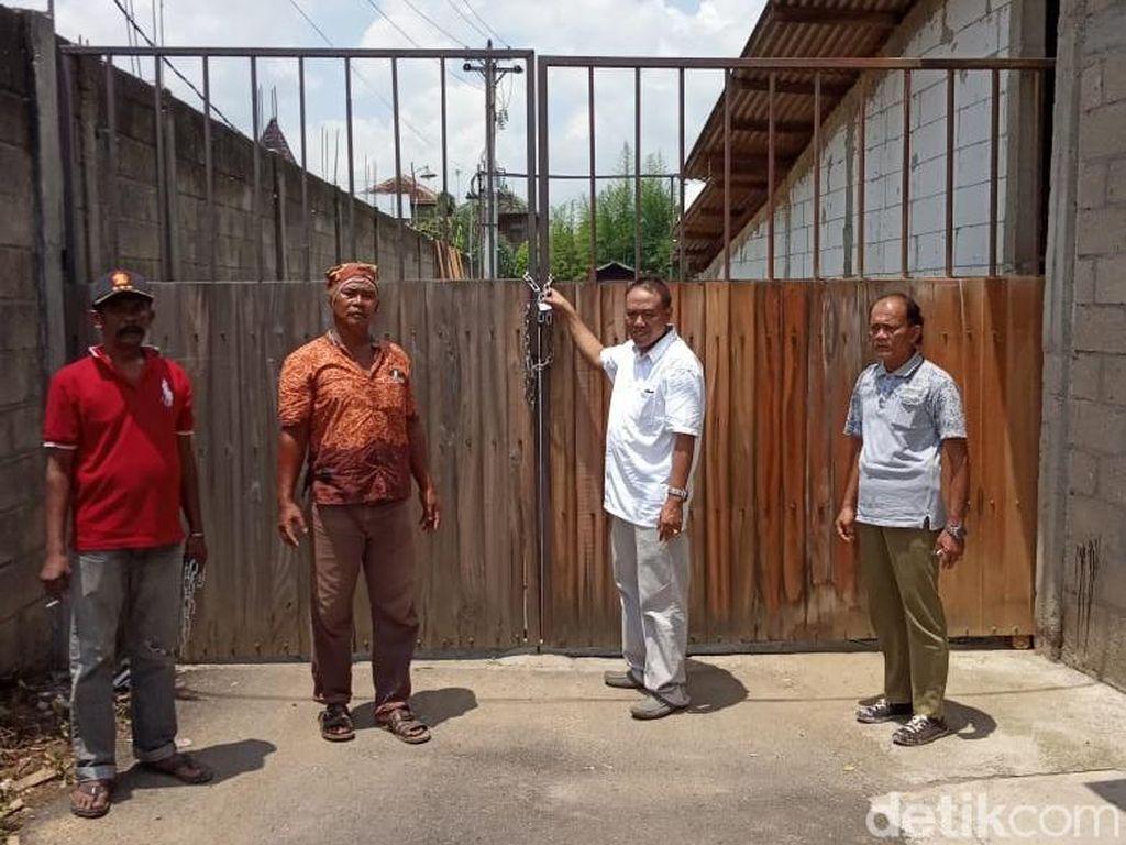 Gaduh Ketua Gerindra dengan Anak Ketua Nasdem Blora karena Gono-gini