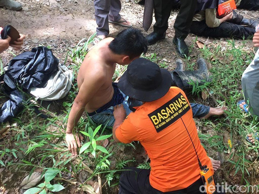 12 Siswa SMK yang Tersesat di Hutan Riau Ditemukan