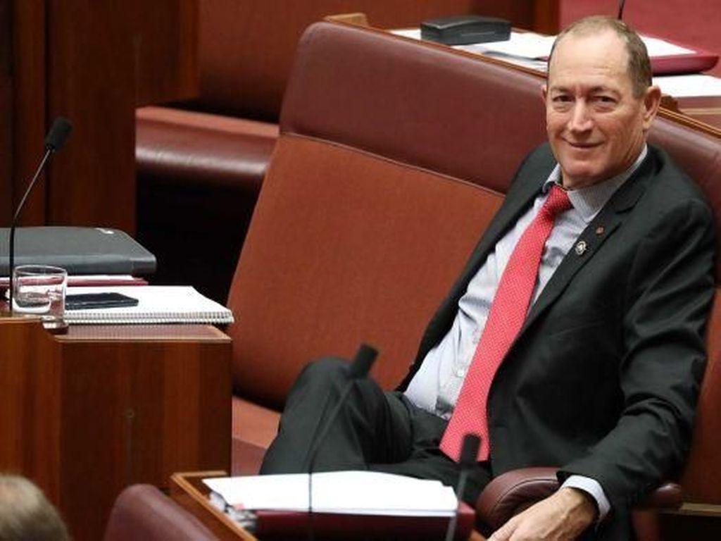 Parlemen Australia Kecam Senator Anning yang Salahkan Korban Teror
